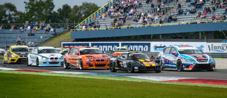 Tweede positie in race twee maakt weekend Febo Racing goed