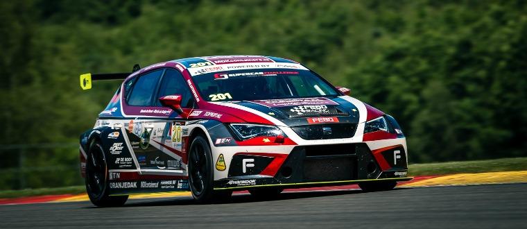 Febo Racing pakt zege op Spa