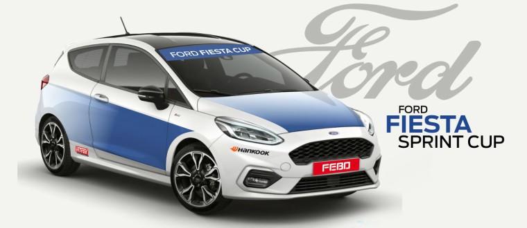 Aankondiging van een nieuwe Nationale autorace klasse in Nederland:  De Ford Fiesta Sprint Cup!