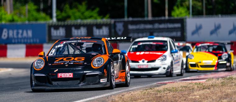 Seizoen Supercar Challenge en GTPrototype Challenge gaat op volle snelheid verder!