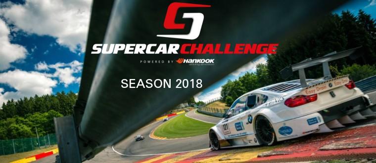 Online Magazine Supercar Challenge seizoen 2018
